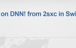 Tutorial Angular4 Hello DNN - App for DNN (DotNetNuke) and 2sxc