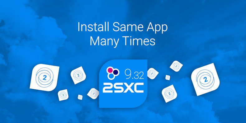 2sxc 9.32 LTS with multi-install same app and deep insights (final)