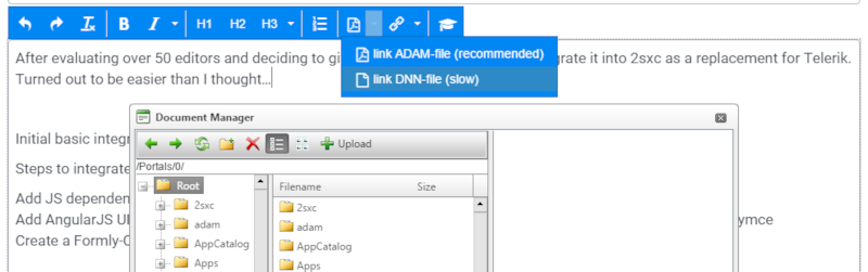 DNN Blog all about DotNetNuke, 2sxc, Razor, AngularJS and