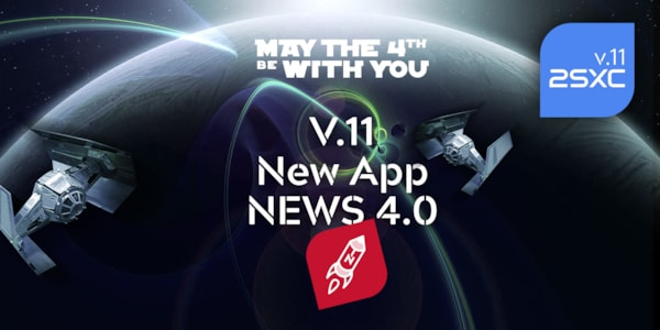News App 4.0 Released - May the 4th be with you!