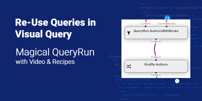 Re-Use a Visual Query in Another Query - new in 10.24