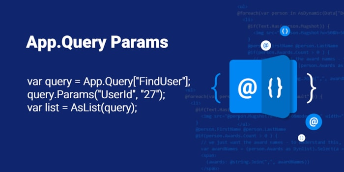 Reusable Queries with Params in 2sxc 10.23