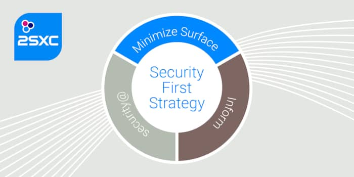 Security First Strategy for 2sxc 9.30+
