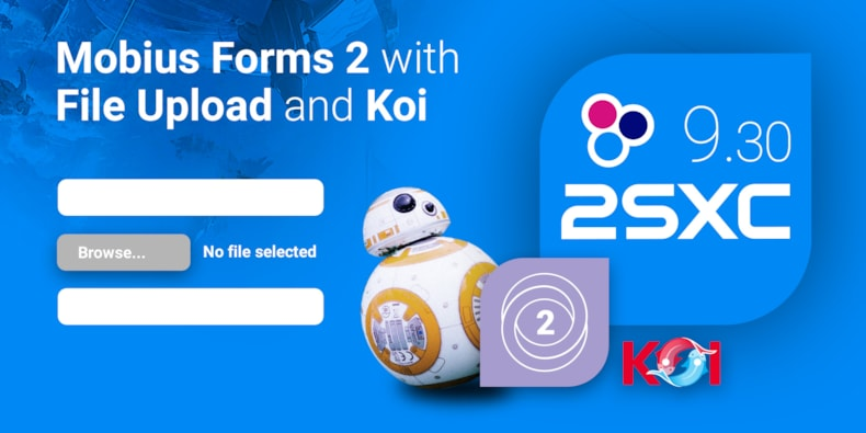 Releasing Mobius Forms 2 with File Upload and Koi