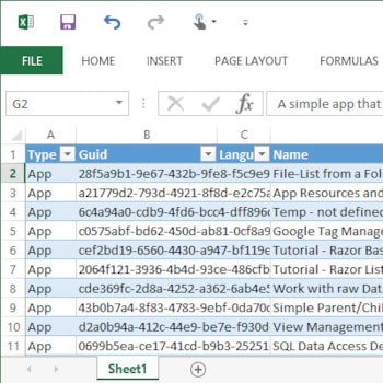 New in 2sxc 7: #11 Content/Data-Import from Excel and any other Data (including Access, SQL, FnL, UdT)